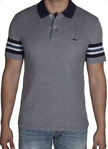 38b7dc01628e8 Lacoste Men s Short Sleeve Caviar Pique Polo Shirt PH6584-51 13W ...