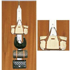 Image Is Loading Storage Dynamics PURSE Holder Bag Hanger Closet Organizer