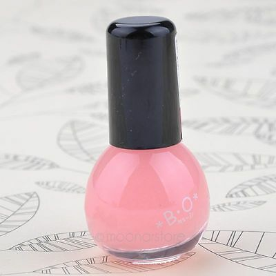 8ml Glow in the Dark Night Fluorescent Nail Polish Varnish Luminous Paint SDH023