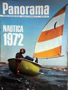 PANORAMA-1972-allegato-NAUTICA-1972