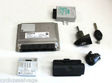 BMW E53 X5 MS43 ECU KEY IGNITION EWS CONTROL UNIT DOOR LOCK CYLINDER KIT BOX