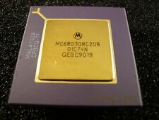 MC68030RC20B Motorola - ENHANCED 32-BIT MICROPROCESSOR, 20MHz