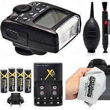 Opteka TTL Flash Kit for Sony a7r a7s a7 a6300 a6000 a5100 a5000 a3000 NEX-7 6
