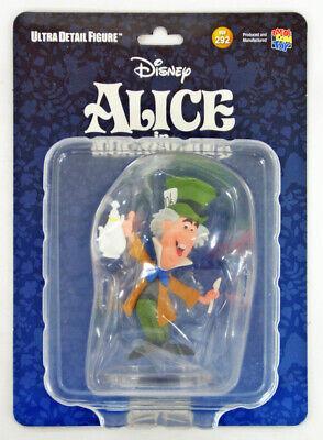Medicom UDF-292 Ultra Detail Figure Alice in Wonderland Mad Hatter Figure Japan