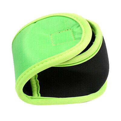 Neoprene Fly Fishing Reel Storage Bag Protective Cover Case Pouch Holder BlackCN