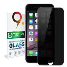 [Mark8] 9H Privacy Tempered Glass Screen Protector for iPhone 6 Plus