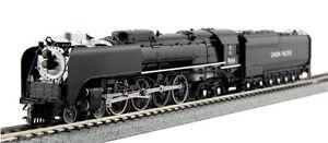 Kato 12605-2 Up (union Pacific) Fef-3 Locomotive Vapeur #844 (noir) (echelle N)