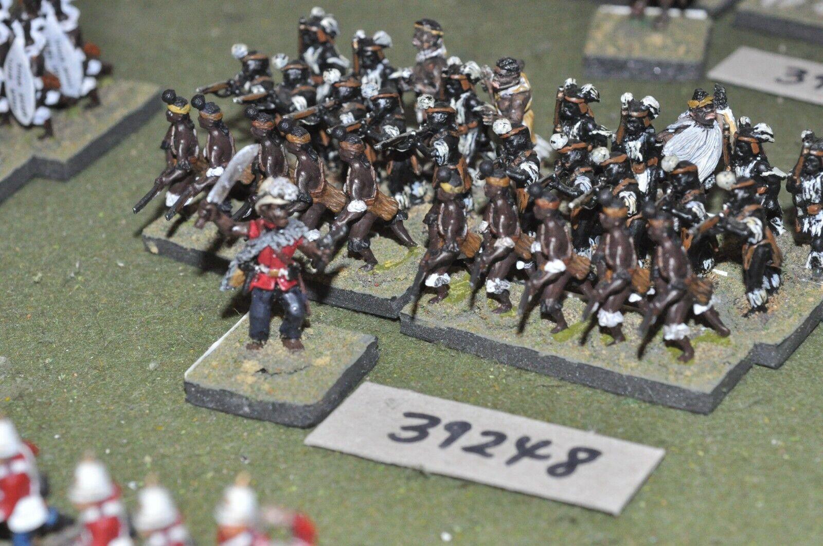 25mm kolonial   zulu - riflemen 30 siffers - info (39248)