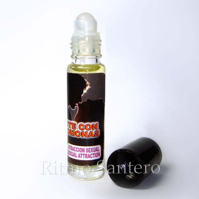 Sexual attraction oil