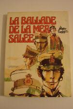 HUGO PRATT LA BALADE DE LA MER SALEE CASTERMAN 1975