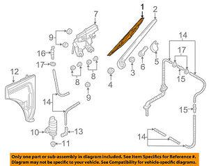 audi a3 wiring diagram rear wiper wiring schematic diagramaudi oem 2017 18 q7 rear wiper wiper blade 4m0955425a ebay honda fit wiring diagram image