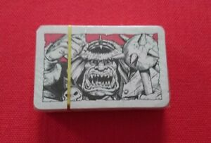 Battle-Masters-Sealed-Full-Set-of-Base-Cards-MB-Board-Game-Spares-Replacement