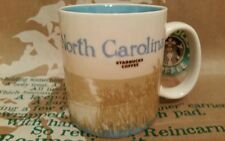 Starbucks coffee Mug/taza vaso/North Carolina, global Icon, nuevo & sin usar!!!