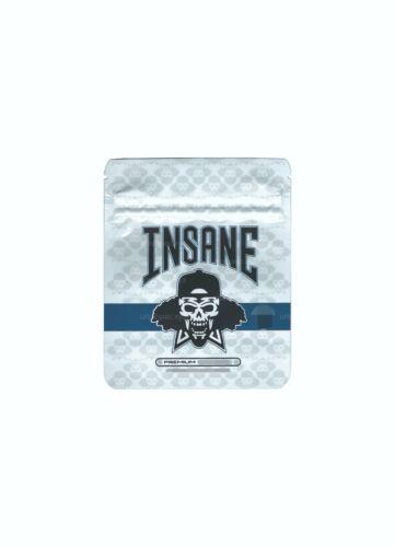 Printed Insane Blue Bag 3.5g - 128 pcs DR.Greenthumbs
