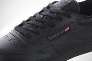 Reebok Club C 85 Chaussure - black charcoal br5yI