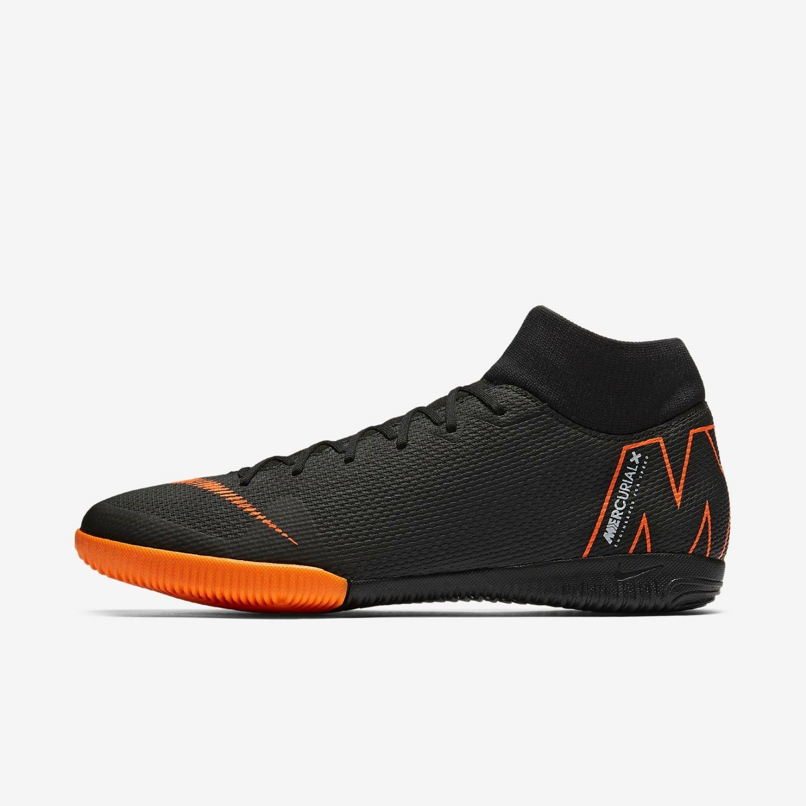 Cheap and beautiful fashion SuperflyX 6 Academy IC Black/Total Orange White AH7369 081 Comfortable