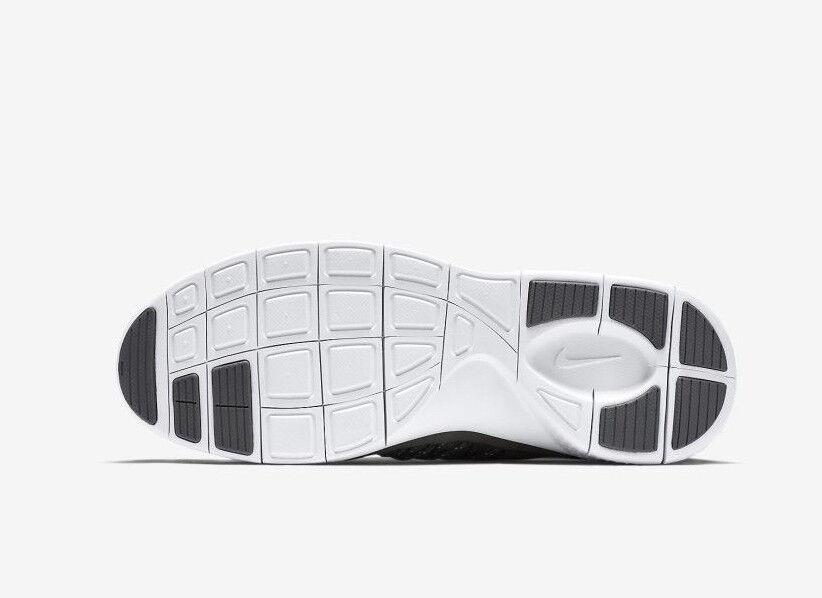 nike ins freie viritous tp schuhe größe 11 weiße grau - schwarz - weiße 11 749566 001 ea101a