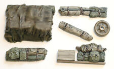 1/35 Scale Sherman Engine Deck Set #3 Value Gear Details - Resin Stowage