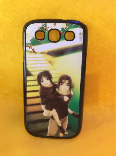USA Seller Samsung Galaxy S3 III  Anime Phone case Cover  Uchiha Itachi /& Sasuke