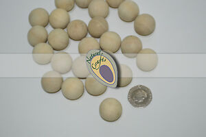 2cm Wooden balls