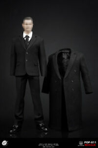 POPTOYS 1//6th X11 Housekeeper Dress Suit Cloth 2019 Ver F 12/'/' Male Figure Toys