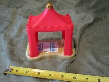 Fisher Price Little People Christmas manger nativity new wise men RED tent toy