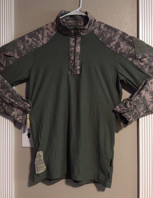 NWOT  Men's   Shirt  Sekert  Size M  FR Combat Shirt  Military  Camouflage  Blend  best quality best price