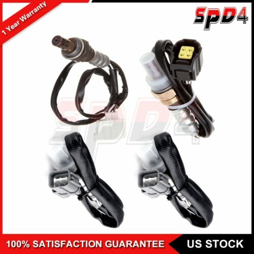 4 set Upstream /& Downstream O2 Oxygen Sensor For 2004 Jeep Grand Cherokee 4.0L
