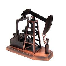 1:48 O Gauge Scale Replica Oilfield Oil Pump Jack Rig Die Cast Pencil Sharpener