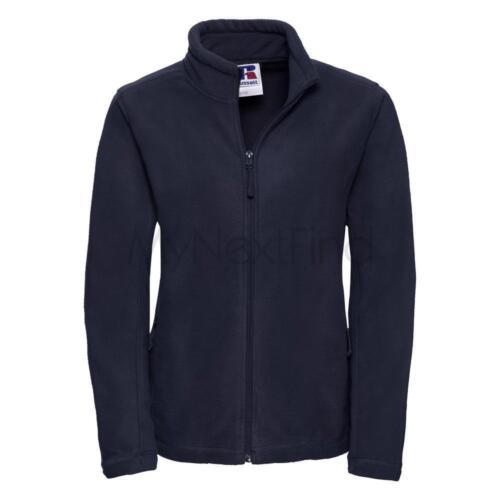 Russell Womens Full-Zip Outdoor Fleece