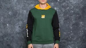 70615660 Undefeated Men's Green Session L/S Pullover Hoodie (Retail $64) | eBay