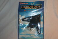 Tootsietoy Hard Body Die Cast F-117 Stealth Fighter 1992