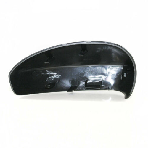Black Rear View Mirror Casing Cap Mirror Cap Left for Fiat 500 2007
