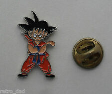 Video Juego Dragonball Rara Vintage Metal Pin Insignia Pin Comics Dragon Ball Z Dbz