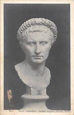 B6762 Italy Roma Cesare Augusto giovane busto