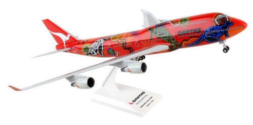 Qantas Airways Wunala Dreaming Boeing 747-400 1:200 SkyMarks SKR406 B747 NEU