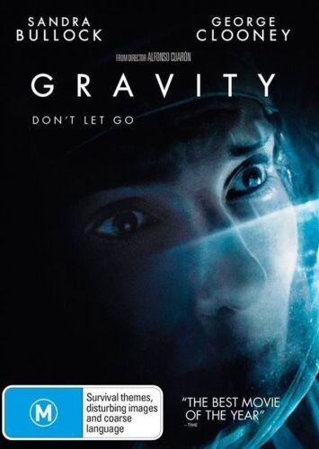 1 of 1 - Gravity (DVD, 2014) NEW Sandra Bullock
