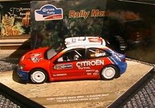 Rally ixo diecast 1//43 citroen xsara wrc sainz//marti 2004-ral023