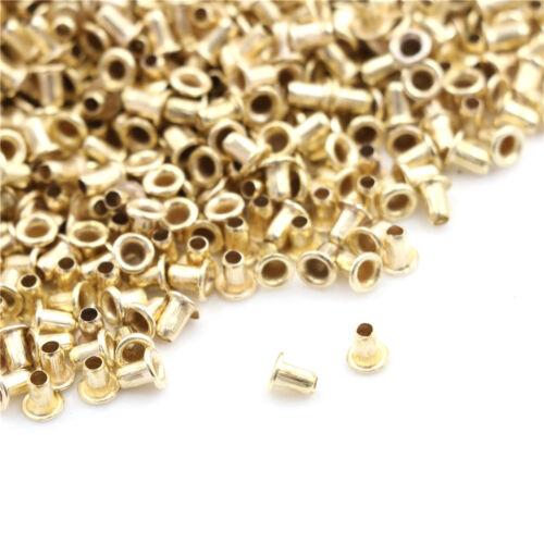 1000 stücke Imkerei Messingrahmen Ösen Set für Imker Bee Ausrüstung Handwerk— D*