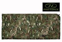 Army Military Self Inflating Air Bed Surplus Mattress Foam Sleeping Mat Camo