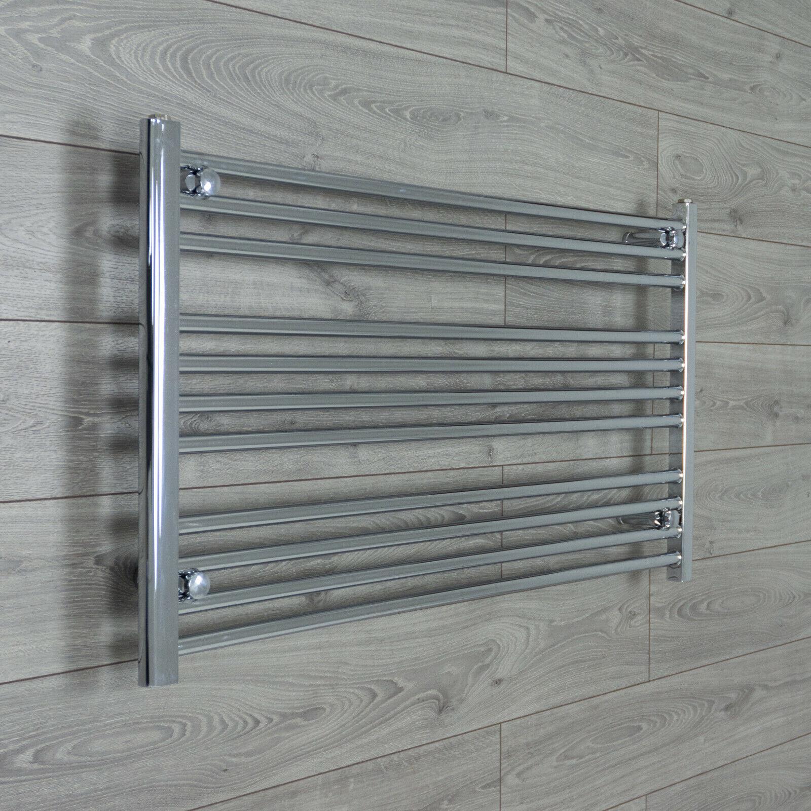 1300 mm large sèche-serviettes radiateur 600 mm Haute Chrome Droite salle de bains Rad