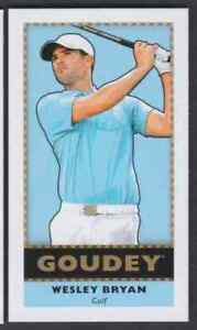 2018-UD-GOODWIN-CHAMPIONS-GOUDEY-MINI-SP-WESLEY-BRYAN-G49