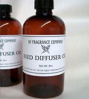 Reed Diffuser Refill Oil - Aspen Flowers Fragrance - 8 Oz
