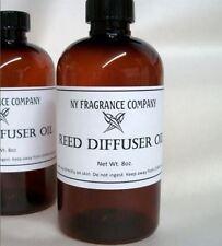 Reed Diffuser Oil Refill - GARDENIA FRAGRANCE - 8 oz