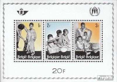 100% Kwaliteit België Block37 Postfris 1967 Refugee Grote Uitverkoop