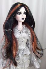 Wig for Evangeline Ghastly. sz 6/7   .. PRETTY GIRL WIG in Hot ELECTRA Color  *