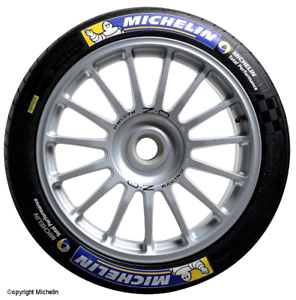 FFSMC Productions 1//32 Decals Michelin Total Performance x 78
