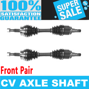 D//S CV Joint Axle Shaft 4x4 ONLY FIts QX4 97-03 PATHFINDER 96-04 PICKUP 95-97