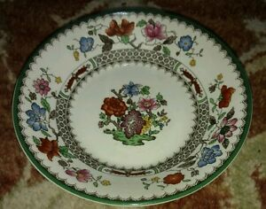 Image is loading Spode-China-CHINESE-ROSE-berry-bowl-5-1- & Spode China CHINESE ROSE berry bowl 5 1/8
