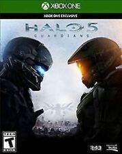 Halo 5: Guardians USED SEALED (Microsoft Xbox One, 2015)